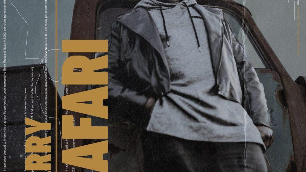 Larry Safari Album Art